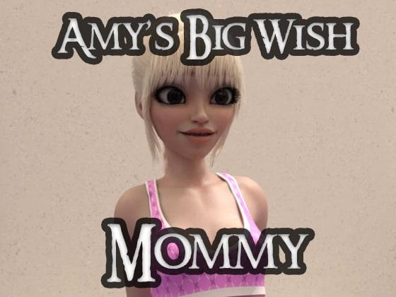 【新着同人ゲーム】Mommy – Amy's Big Wish 5 of 6のアイキャッチ画像