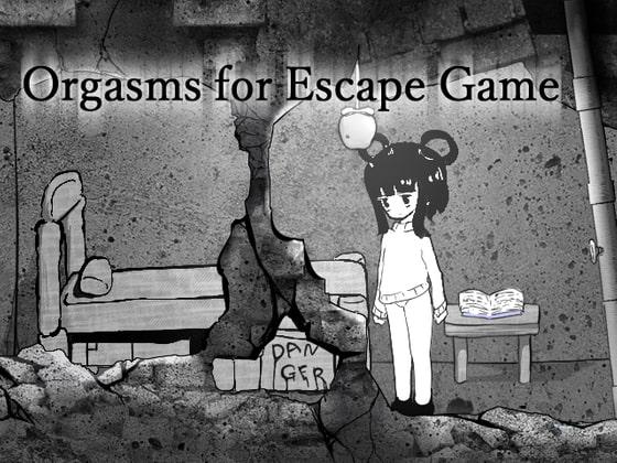 【新着同人ゲーム】連続絶頂しなければ出られない部屋【英語版】のアイキャッチ画像